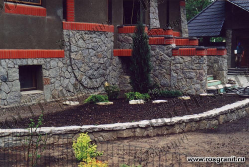 Подбор гранита при строительстве дома