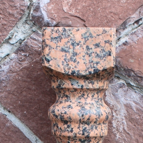 Емельяновка балясина полированная БАЛ-1Б  (800х100х100)