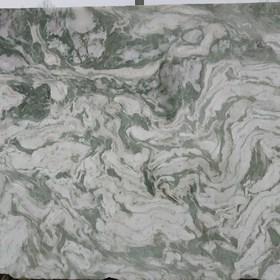 Мисти Вайт Роуз (Misti White Rose) - мрамор - слэб полированный 2810х1650х30 мм