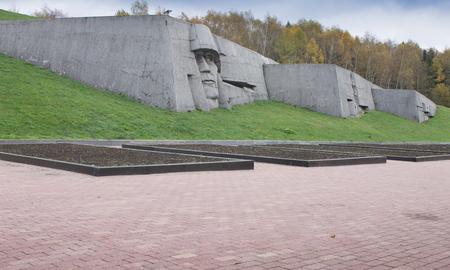 Мемориальный комплекс Штыки в Зеленограде