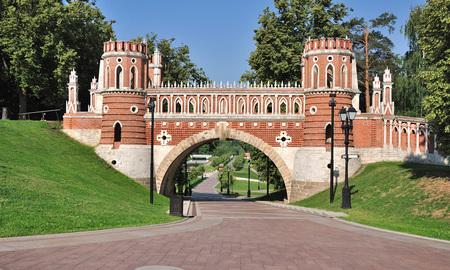 Государственный музей-заповедник Царицыно